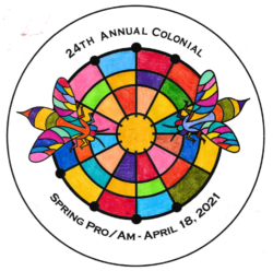 24th Annual Colonial Spring Pro/Am - April 18, 2021